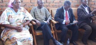 Opposition Leaders Sound War Drums Over Land In Amuru
