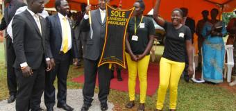Museveni attacks Olanya for hindering development in Amuru