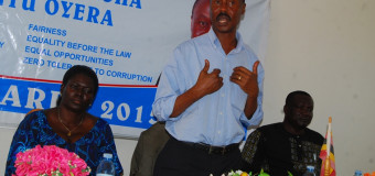 Calling me a mole in FDC won't bother me, Gen Muntu