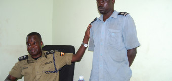 Police impersonator arrested in Nwoya district