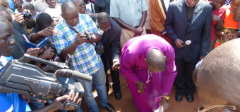 Gulu Cleric Faults Gov`t Over Poverty