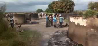 More than 100 Left Homeless in Deadly  Revenge Attack in Gulu