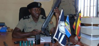 Gulu crime preventers in Kampala for Museveni nominations