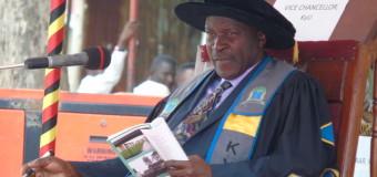 Kyambogo university VC warns on sports betting
