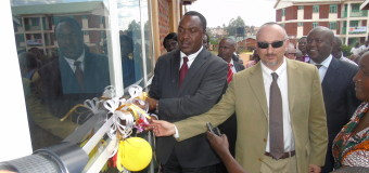 Italian Government Offers 448 Millions  To Gulu Hospital For Radiology Equipment