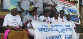 Gulu diabetes, Hypertension Association Fundraising for 500 million to Build Hospital