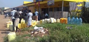 Water Shortage Hits Gulu town