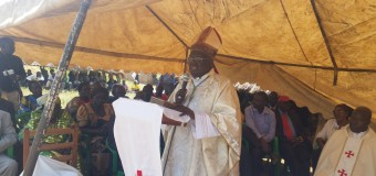 Bishop Odama ask Government not to Evict Apaa residents