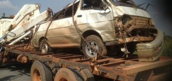 Tradegy as Former Minister, Family Perish on Gulu- K'la Highway