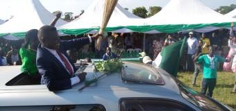 Mao Eludes Police Using ''Besigye Tactics''
