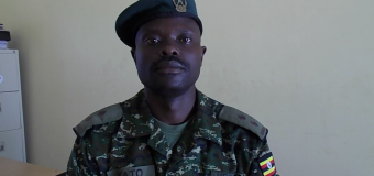 UPDF Stranded With Body Of  Man From South Sudan Accident