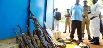 Five Armed South Sudanese Arrested in Amuru