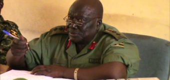 A Guard At Brigadier Otema's Acholi Inn Wanted For Stealing Guns