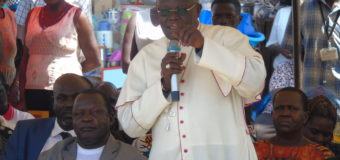 Bishop Odama Cautions Politicians Against Using Youths for Evil