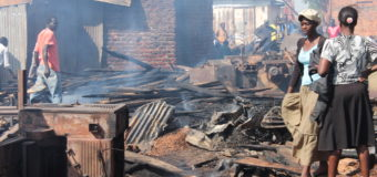 Gulu Traders Lose Millions To Fire