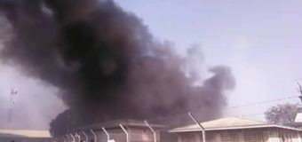 Anaka Hospital Loses Millions To Fire