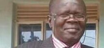 Michael Ocan, an educationist and husband to Gulu Woman MP Betty Aol Dies Aged 63