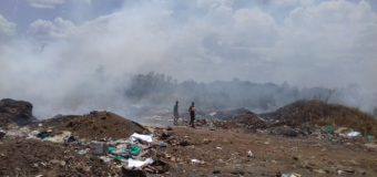 Gulu Residents Choke on Fumes From Dumping Site