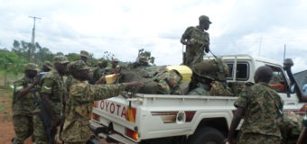 UPDF Begins Troops Withdraws From CAR