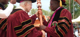 Janet Museveni Lauds Catholic Church At Opening Of Sacred Heart University In Gulu