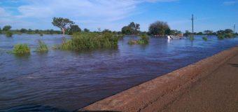 Driver Feared Dead, Elegu Border Market Floods