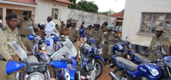 Man Sneaks Into Lamwo Police Post, Steals Motorbike