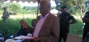 Amuru Leaders Left Grumbling As Government Gives Away Apaa To Adjumani