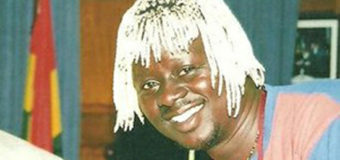 Loketo Lee, Ex Singer- Turned Crime Preventer Arrested In Gulu For Extortion