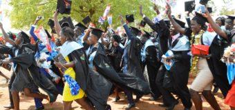 1,500 Graduate From Gulu University Today