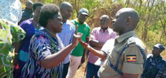 Police Blocks Leader of Opposition From Visiting Apaa