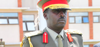 UPDF Deploys In Apaa