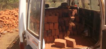 Omoro Driver In Trouble Over Using Ambulance To Carry Bricks