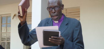 Bishop Ojwang Discharged from Hospital