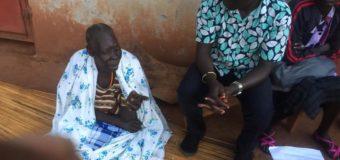 Police Arrests Omoro Man Seen Assaulting Grandmother In Video