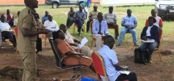 Gulu District COVID -19 Taskforce Abandons Physical Meetings After UCC Donation of Tablets