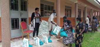 300 Private School Teachers in Gulu Receive Food Aid