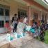 300 Private School Teachers in Gulu Receive Food Aid