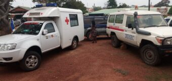 Gulu Regional Referral Hospital Operating Without an Ambulance