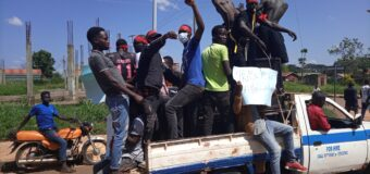 Rowdy Gang Attacks Gulu NUP Offices