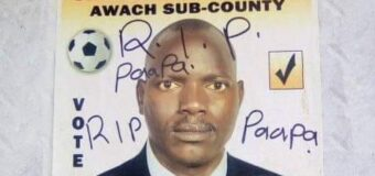 Awach Sub County Chairperson Elect Died of Respiratory Complication, Says Police